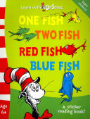 Learn with Dr. Seuss - One Fish, Two Fish, Red Fish, Blue Fish