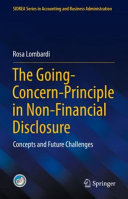 The Going Concern Principle in Non Financial Disclosure