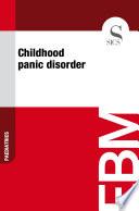 Childhood panic disorder