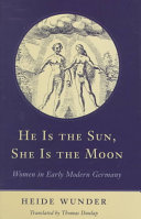 He is the Sun  She is the Moon