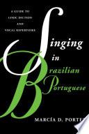 Singing in Brazilian Portuguese