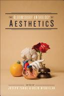 The Bloomsbury Anthology of Aesthetics