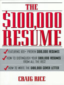 The $100,000 Resume