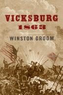 Vicksburg, 1863 Pdf/ePub eBook