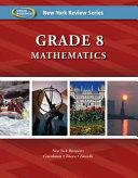 New York Review Series  Grade 8 Mathematics Review Workbook