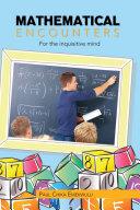 Pdf Mathematical Encounters