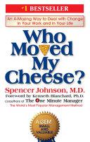 Who Moved My Cheese? Pdf/ePub eBook