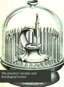 The Jewelers  Circular and Horological Review