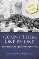 Count Them One by One Pdf/ePub eBook