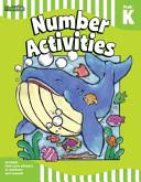 Number Activities: Grade Pre-K-K (Flash Skills)