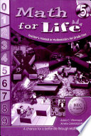 Math for Life 5 Teacher's Manual1st Ed. 2006