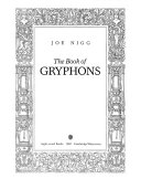 The Book of Gryphons