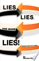 Lies  Lies  and More Lies  Book PDF