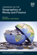 Pdf Handbook on the Geographies of Money and Finance Telecharger