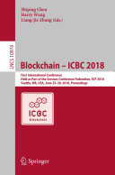 Pdf Blockchain – ICBC 2018