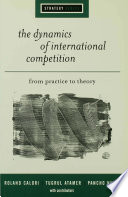 The Dynamics of International Competition Book PDF