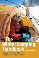 Pdf Winter Camping Handbook