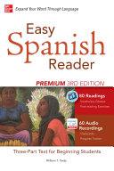 Easy Spanish Reader Premium, Third Edition