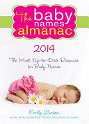 2014 Baby Names Almanac