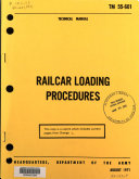 Railcar Loading Procedures
