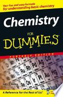 Chemistry for Dummies, Portable Edition, Wal-mart Custom