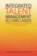 Integrated Talent Management Scorecards