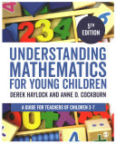 Cover of Understanding Mathematics for Young Children
