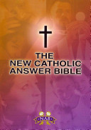 New Catholic Answer Bible NABRE Book