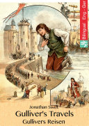 Gulliver's Travels (English German Edition, illustrated)