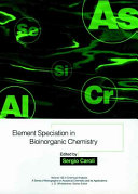 Element Speciation in Bioinorganic Chemistry
