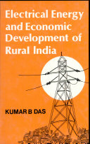 Electrical Energy and Economic Development of Rural India
