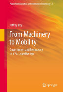From Machinery to Mobility Pdf/ePub eBook