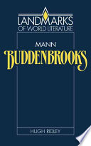 Buddenbrooks Pdf/ePub eBook