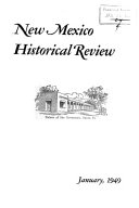 New Mexico Historical Review