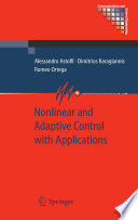 Nonlinear And Adaptive Control With Applications Book PDF