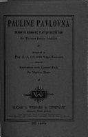 Pauline Pavlovna