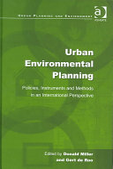 Urban Environmental Planning