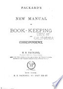 Packard's New Manual of Book-keeping and Correspondence