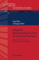 Adaptive Backstepping Control of Uncertain Systems