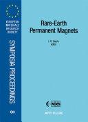 Rare-Earth Permanent Magnets [Pdf/ePub] eBook