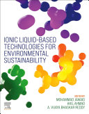 Ionic liquid Based Technologies for Environmental Sustainability