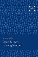 Jane Austen among Women