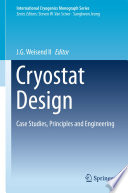 Cryostat Design