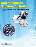 Mathematics Station Activities for Common Core State Standards  Grade 6