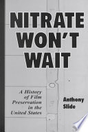 Nitrate Won t Wait Book