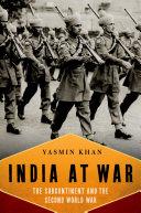 Pdf India at War