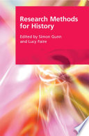 Research Methods for History Book PDF