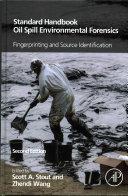 Standard Handbook Oil Spill Environmental Forensics