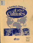A Teacher s Guide to Across Cultures