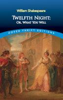Twelfth Night; Or, What You Will Pdf/ePub eBook